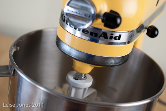 Photograph of Kitchen Aid Mixer