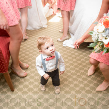 Wedding Etiquette for Kids