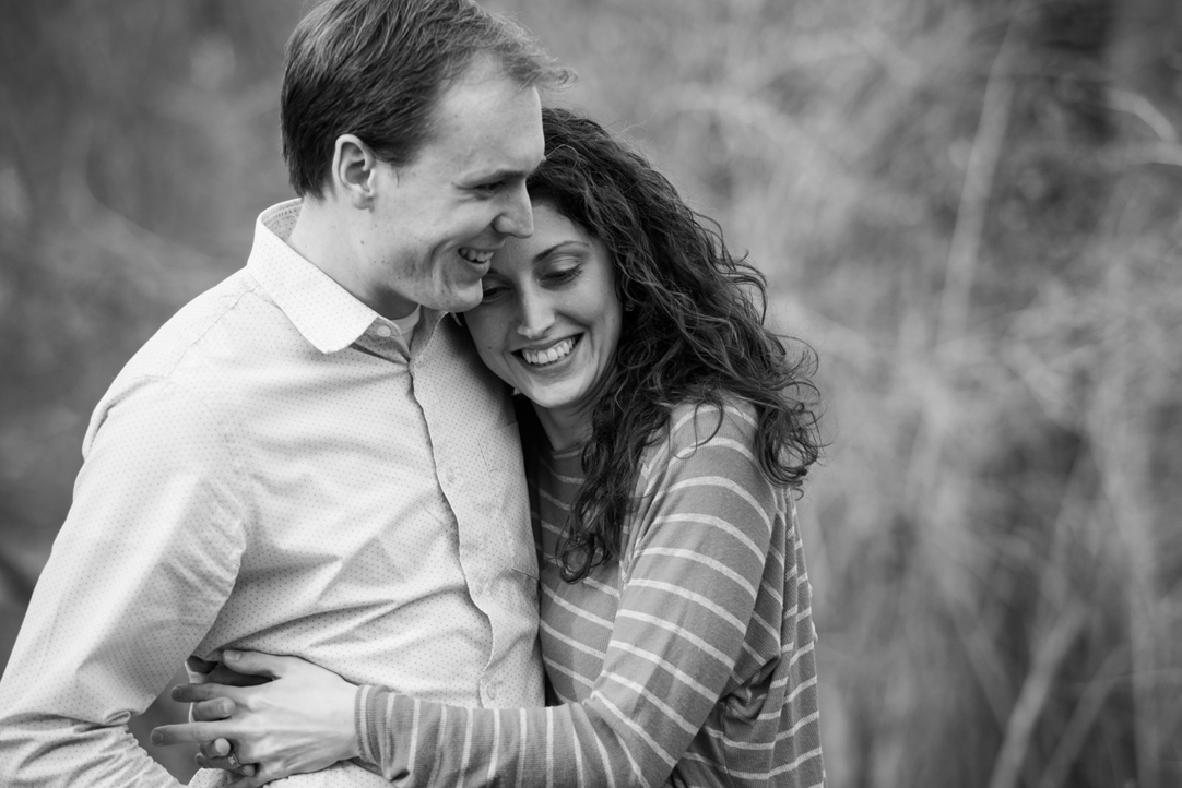hugs and laughter boston engagement session