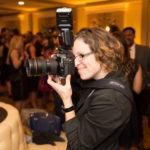 Leise Jones Photographer at work