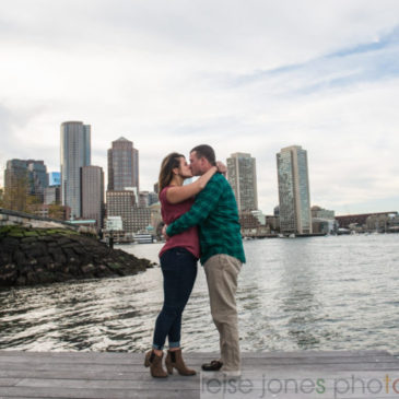 Brian & Lindsay's Get to Know You Session | Engagement Photos