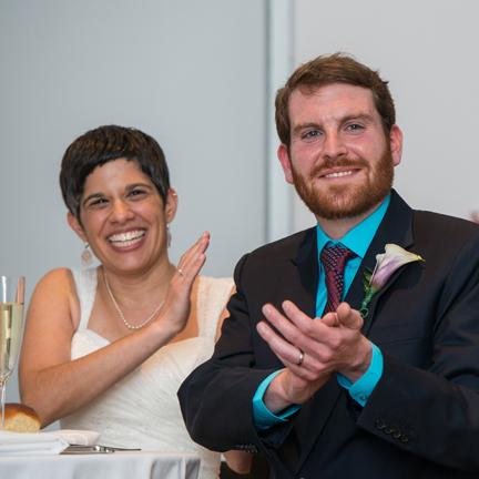 Eliza and Sean Wedding at DeCordova Museum