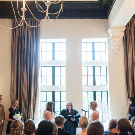 Wedding at Alden Castle