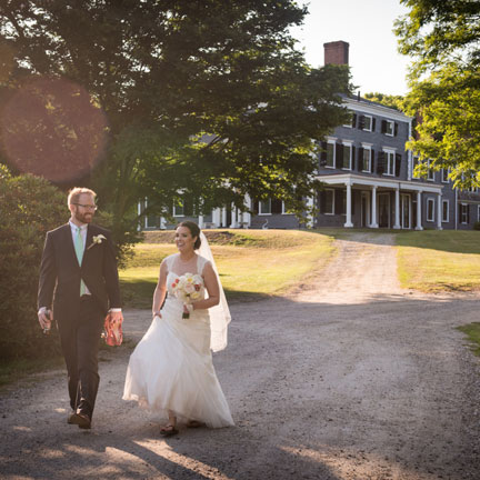 Wedding at Codman Estate