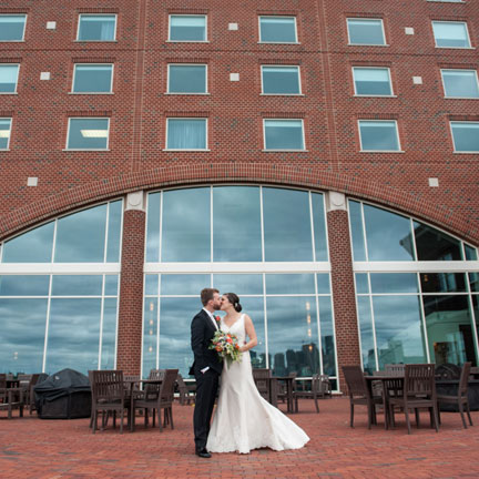 Wedding at Hyatt Regency Boston Harbor