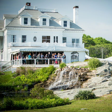 Wedding at the Inn at Mystic