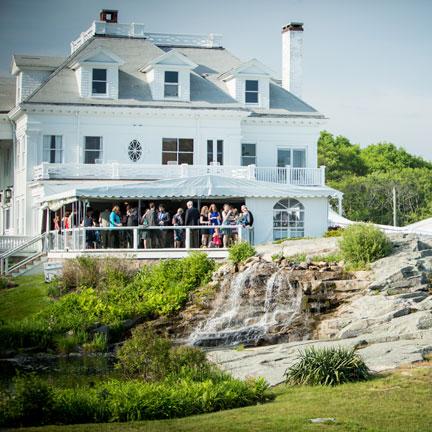 Wedding at the Inn at Mystic