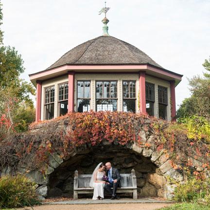 Wedding at The Estate at Moraine Farm