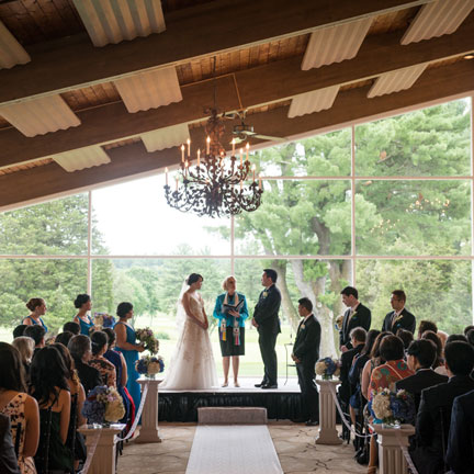 Wedding at Spring Valley Country Club