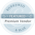 Borrowed & Blue Featured Premium Vendor
