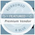 Borrowed & Blue Featured Premium Vendor