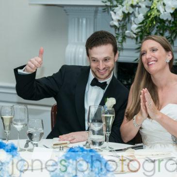 Kate & Adam's Elegant Summer Wedding
