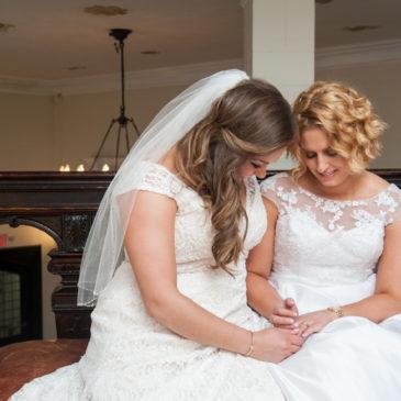 Sarah & Tatiana's Spring Wedding | Boston Wedding Photographer