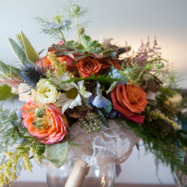 April Showers Bring May Flowers | Tips on Wedding Flowers