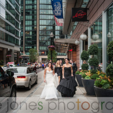 Boston Black Tie Wedding | Boston Wedding Photographer