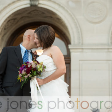 Wedding at Arlington Town Hall | Boston Wedding Photographer