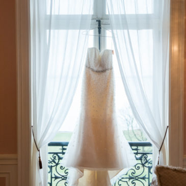 What to Look for in a Wedding Dress | Boston Wedding Photographer