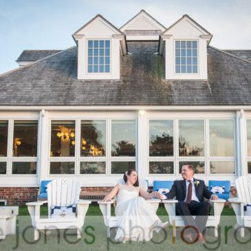 Meghan & Aaron's Cape Cod Wedding