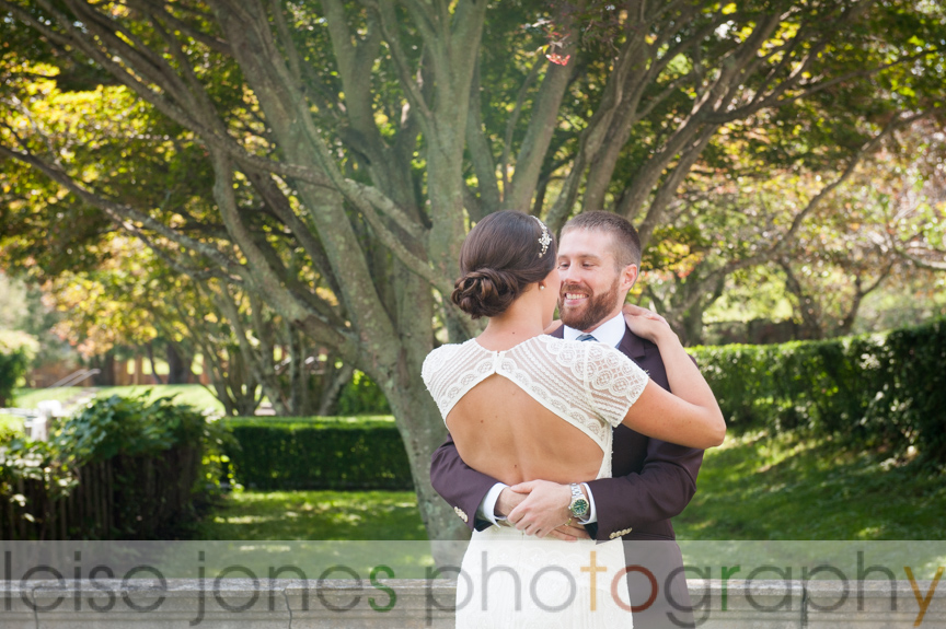 mansion at turner hill wedding first look