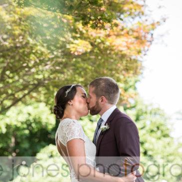 Wedding at the Mansion at Turner Hill