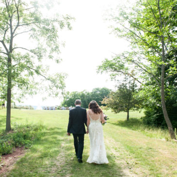 Amanda & Henry's Dreamy New Hampshire Wedding