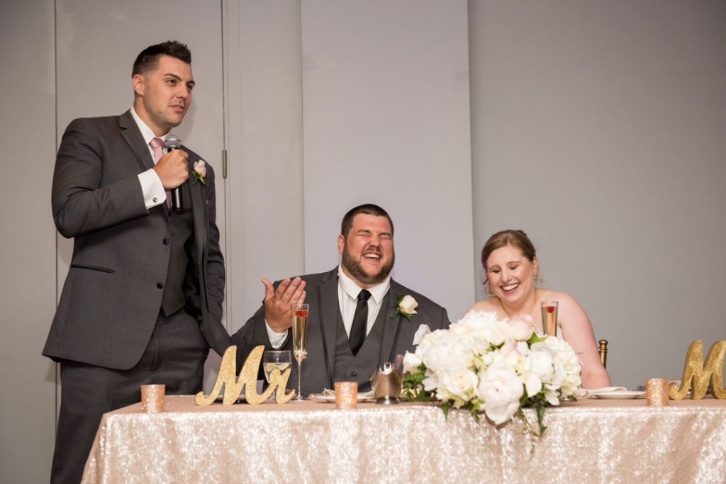 hilarious toast moment at a salem massachusetts wedding