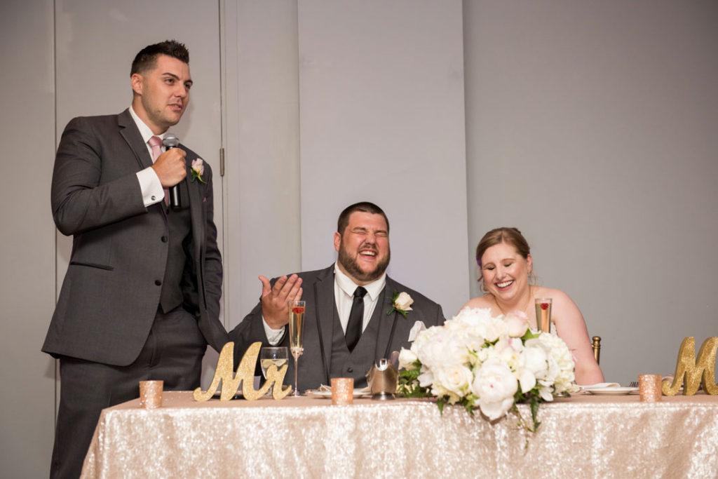 hilarious toast moment at a salem massachusetts wedding
