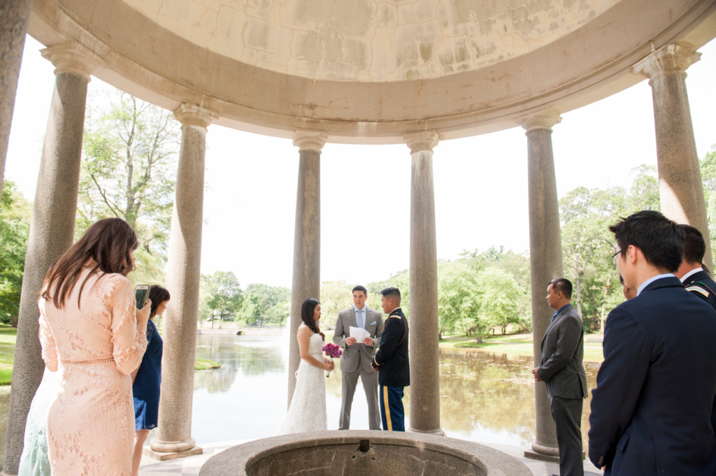 private wedding larz anderson park