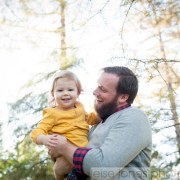 Fave Locations for Outdoor Family Portraits