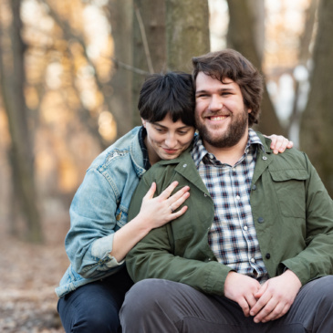 Five Top Locations for Get to Know You Portraits | Boston Wedding Photographer
