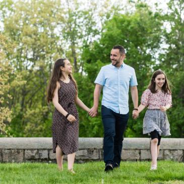 Authentic Family Portraits | Boston Portrait Photographer