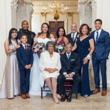 Family Photos on Your Wedding Day | Boston Wedding Photographer